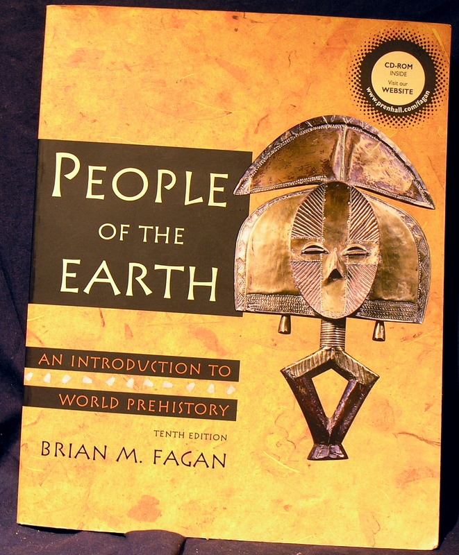 Image for People of the Earth :an Introduction to World Prehistory.