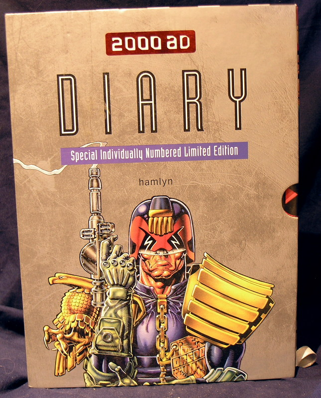 Image for 2000 AD Diary