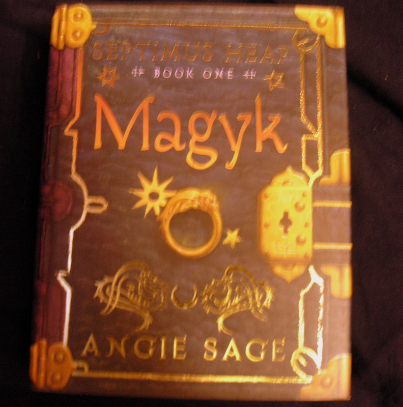 Image for Septimus Heap MAGYK Book One.