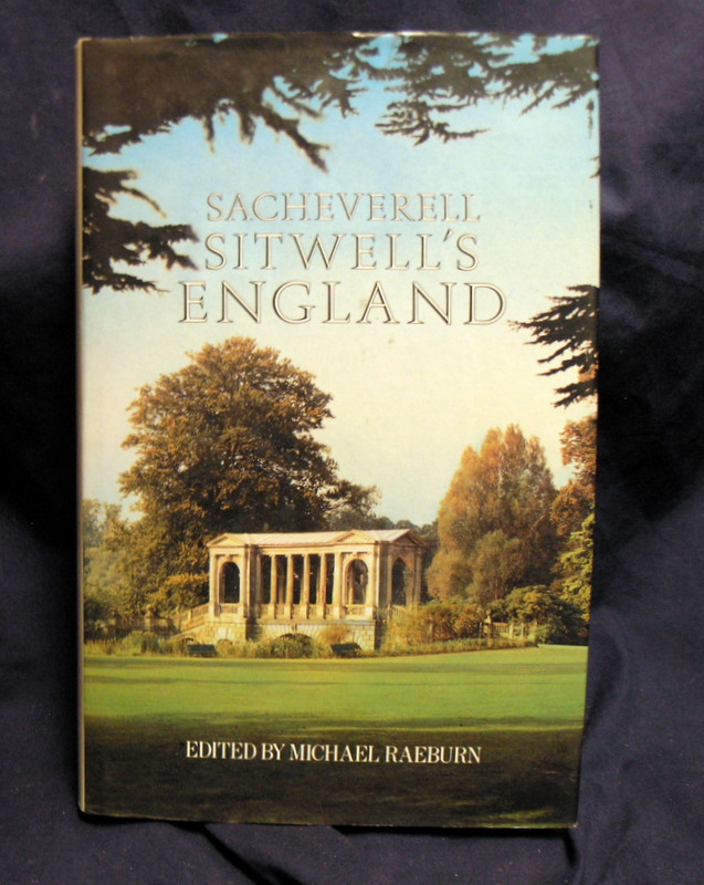 Image for Sacheverell Sitwell's England