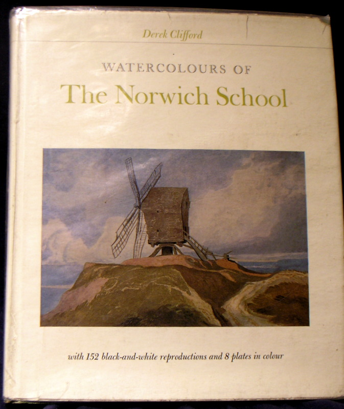 Image for Watercolours of The Norwich School