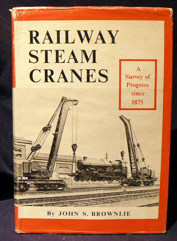 Image for Railway Steam Cranes