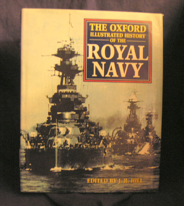 Image for The Oxford History of the Royal Navy