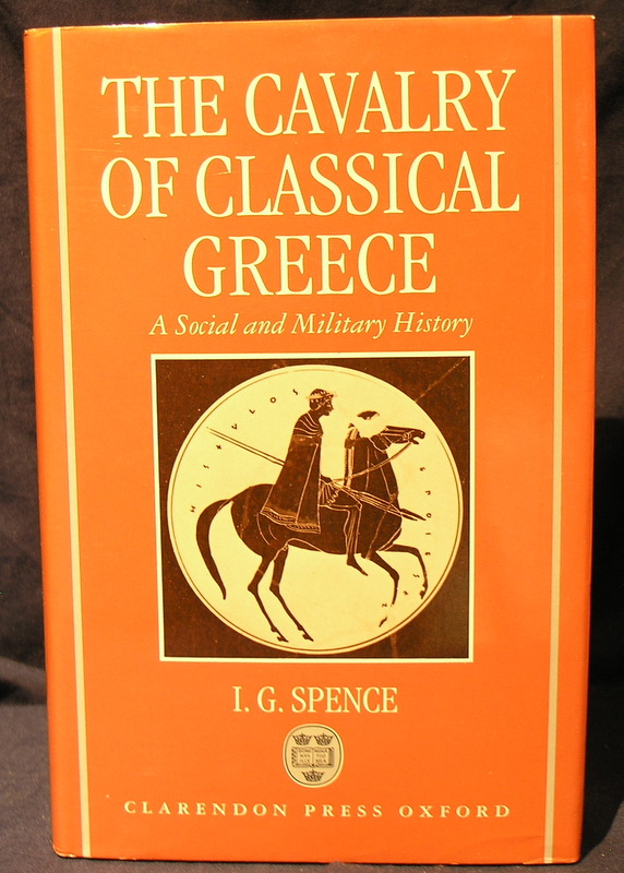 Image for The Cavalry of Classical Greece