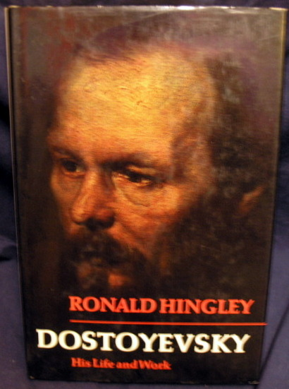 Image for Dostoyevsky His Life and Work