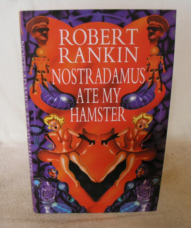 Image for Nostradamus Ate My Hamster