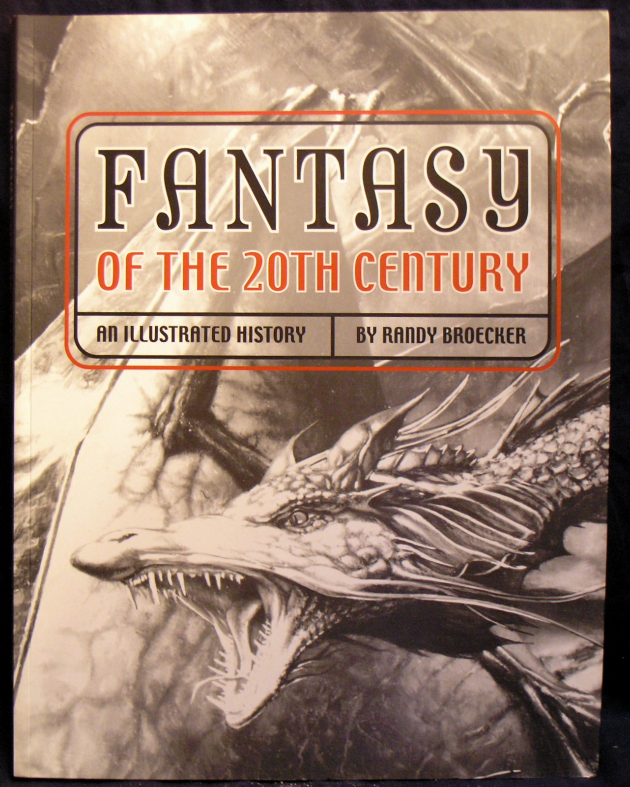 Image for Fantasy of the 20th Century an Illustrated History