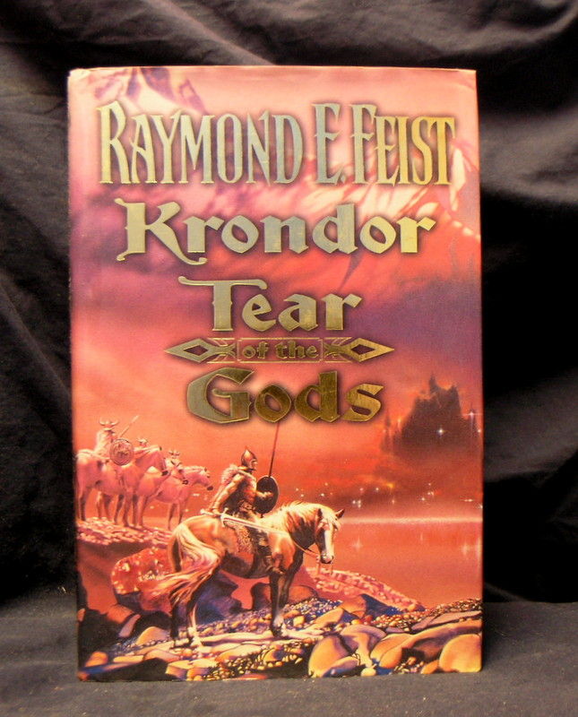 Image for Krondor Tear of the Gods