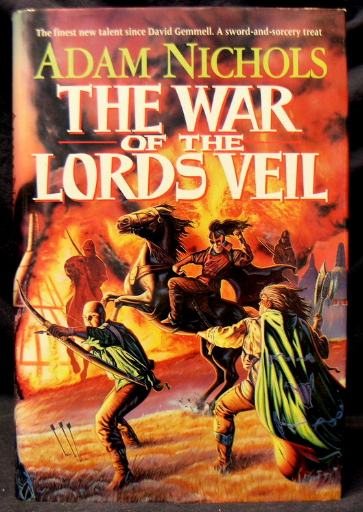 Image for The War of the Lords Veil