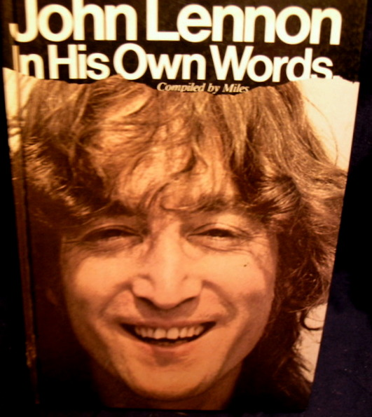 Image for John Lennon in His Own Words