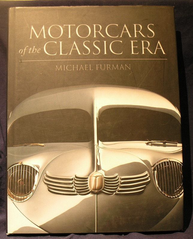 Image for Motorcars of the Classic Era