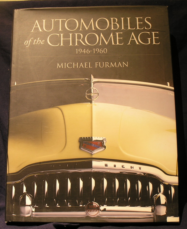 Image for Automobiles of the Chrome Age 1946 - 1960