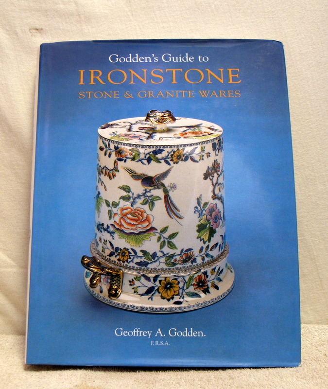 Image for Goddens Guide to Ironstone Stone and Granite Wares