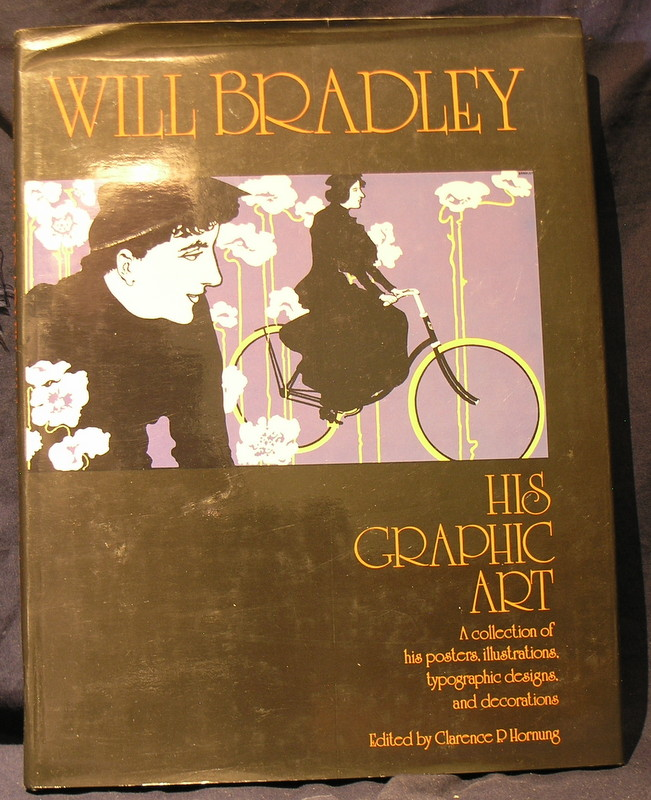 Image for Will Bradley  His Graphic Art
