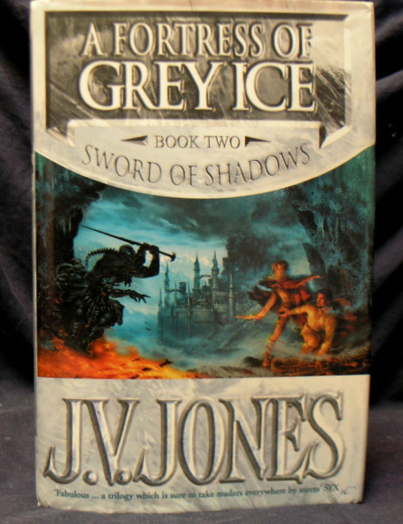 Image for A Fortress of Grey Ice:  Book Two  Sword of Shadows