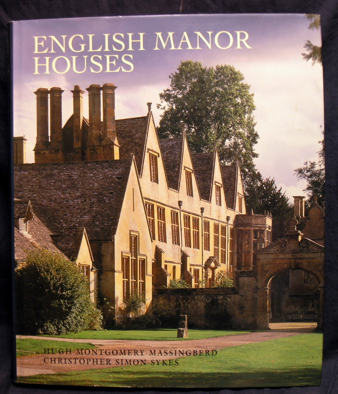 Image for English Manor Houses.