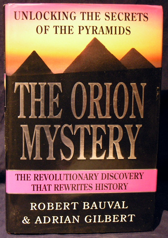 Image for The Orion Mystery