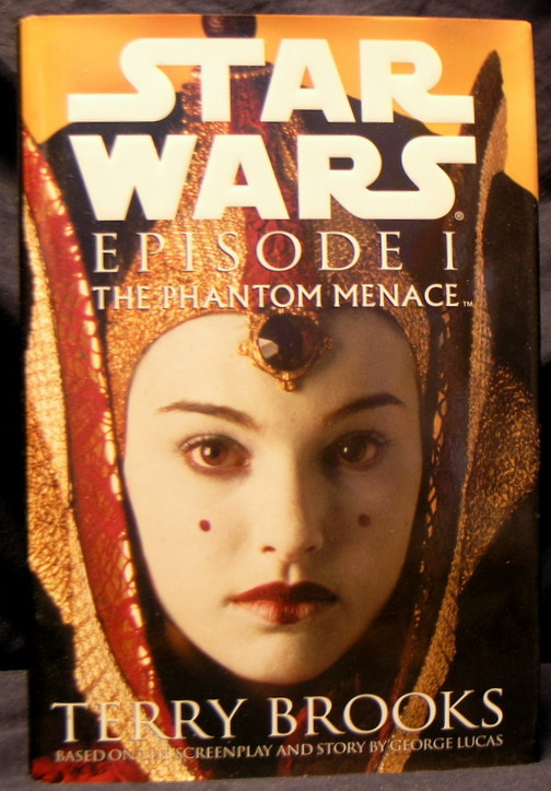 Image for Star Trek Episode 1 the Phantom Menace