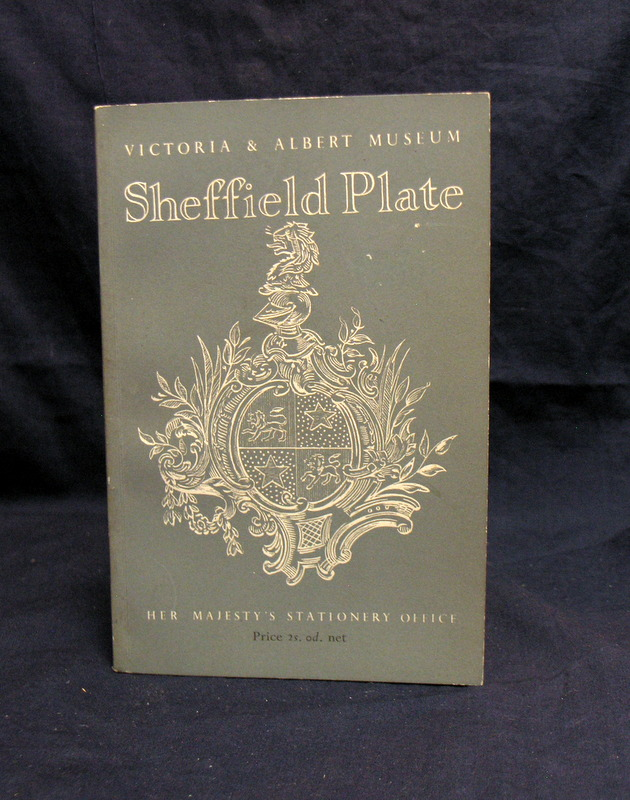 Image for Victoria and Albert Museum Sheffield Plate