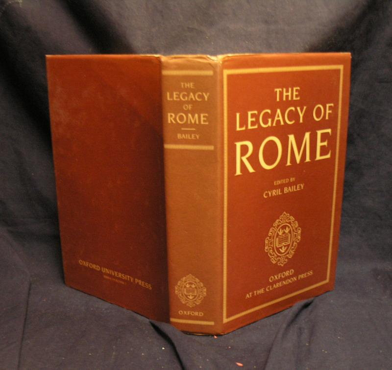 Image for The Legacy of Rome