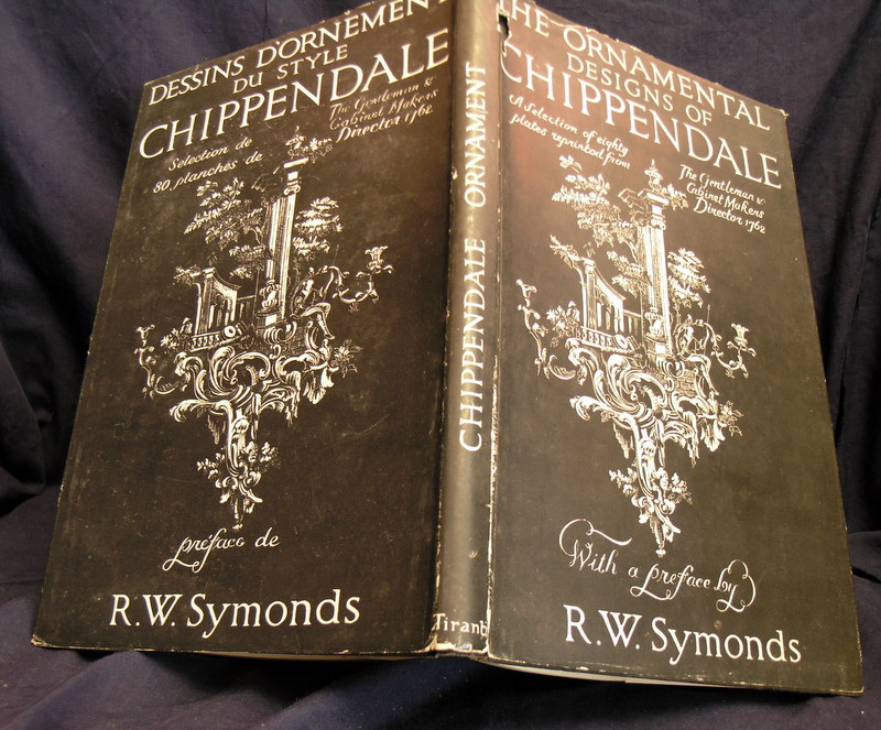 Image for The Ornamental Designs of Chippendale