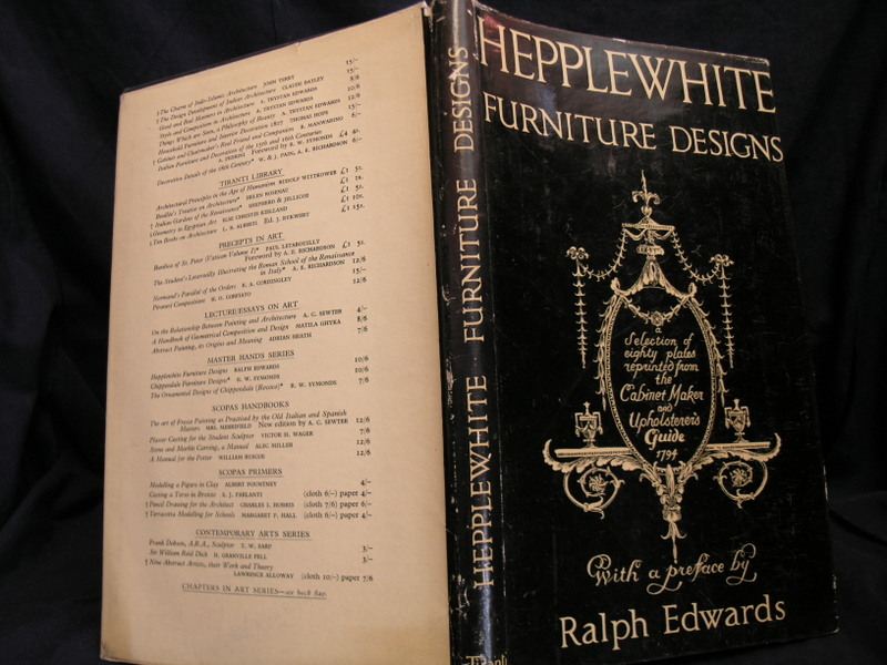 Image for Hepplewhite Furniture Designs