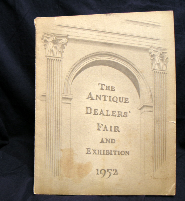 Image for The Antique Dealers Fair and Exhibiton