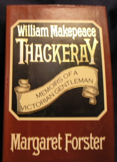 Image for William Makepeace Thackeray