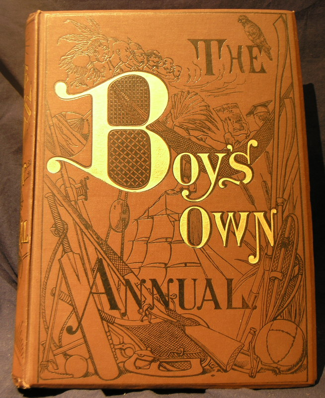 The Boys Own Annual : 22nd Annual Volume 1899-1900