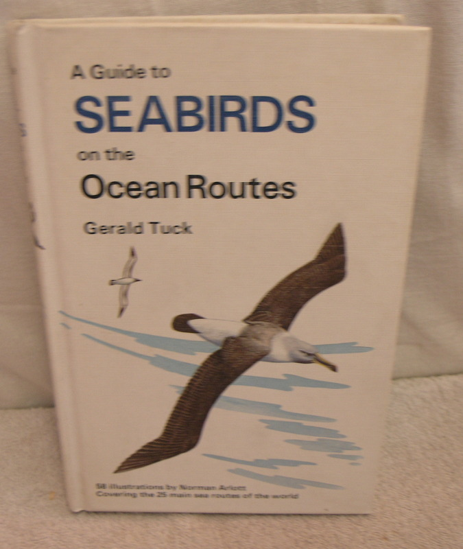 Image for A Guide to seabirds on the ocean routes