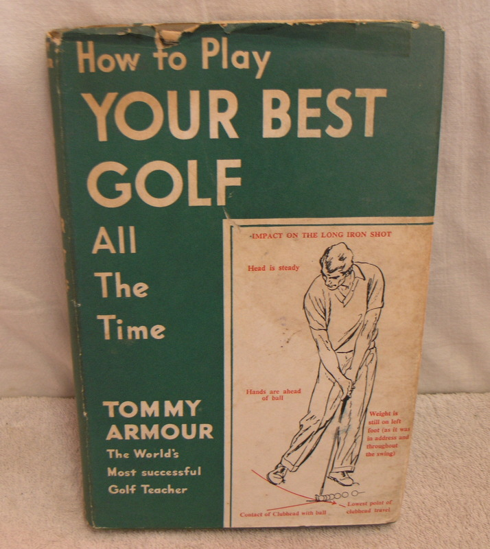 Image for How to play your best golf   all the time