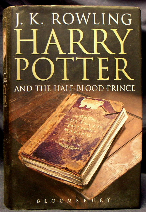 Image for Harry Potter and the Half - Blood Prince