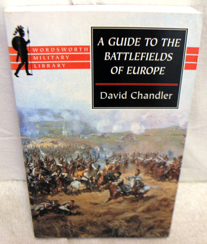 Image for The Guide to the Battlefields of Europe