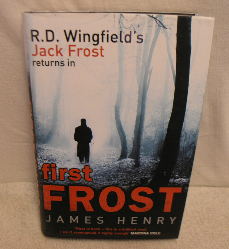 Image for First frost
