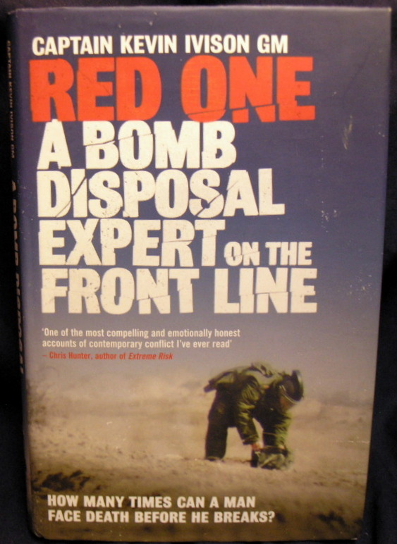 Image for Red One A Bomb Disposal Expert on the Front Line