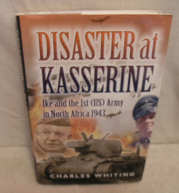 Image for Disaster at kasserine