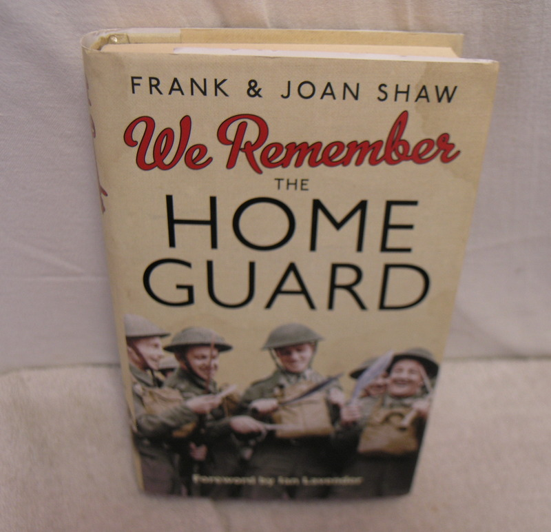 Image for We remember the home guard