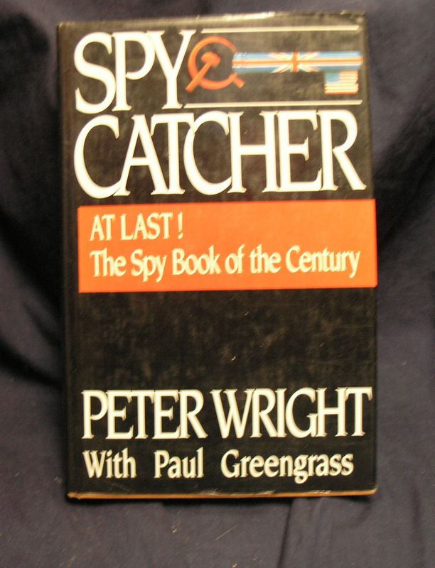 Image for Spy Catcher