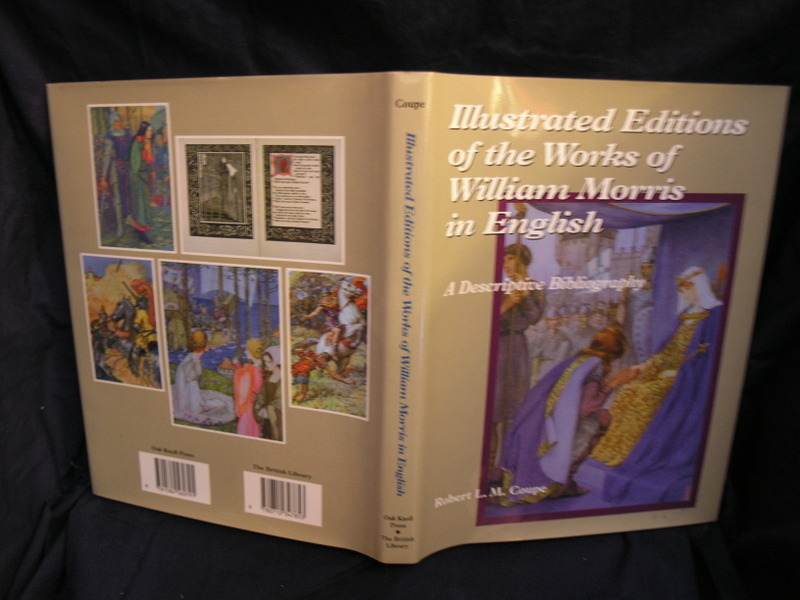 Image for Illustrated Editions of the works of William Morris in English
