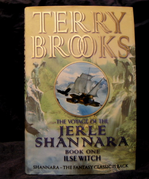 Image for The Voyage of the Jerle Shannara. Book One Isle Witch