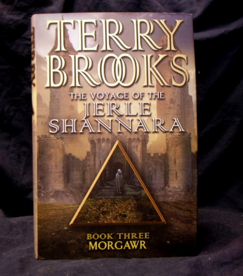 Image for The Voyage of the Jerle Shannara : Book 3 Morgawr
