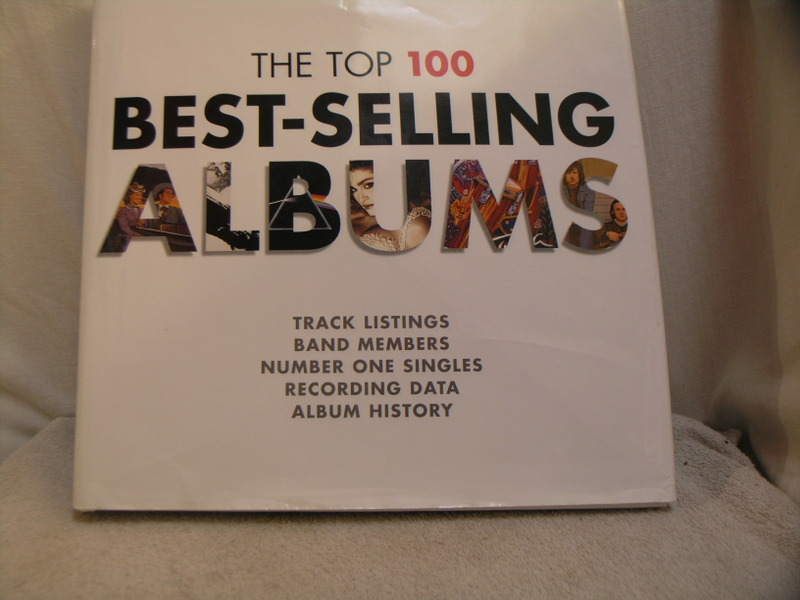 Image for The Top 100 Best Selling Albums.