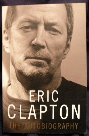 Image for Eric Clapton : The Autobiography.