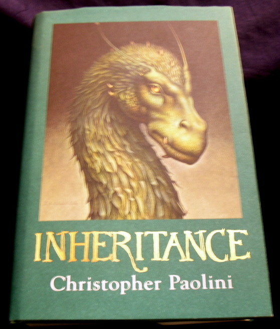 Image for Inheritance (The Inheritance Cycle).