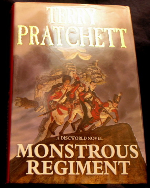 Image for Monstrous Regiment : A Discworld Novel.