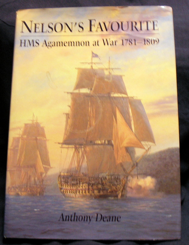 Image for Nelson's Favourite : HMS Agamemnon at War 1781 - 1809