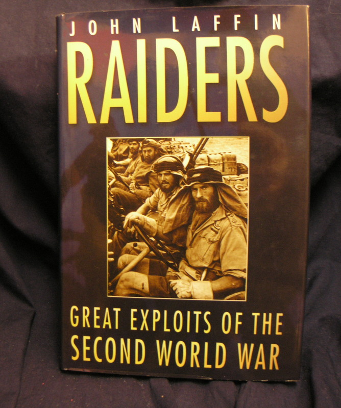 Image for Raiders: Great Exploits of the Second World War