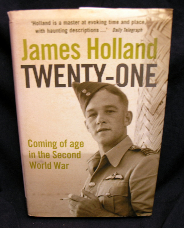 Image for Twenty - One : Coming of Age in the Second World War.