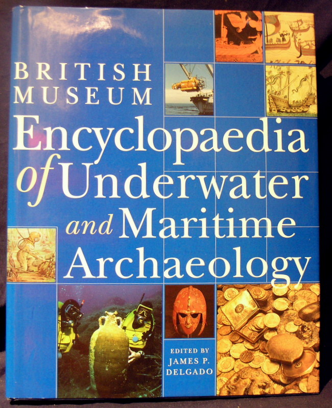 Image for Encyclopaedia of Underwater and Maritime Archaeology