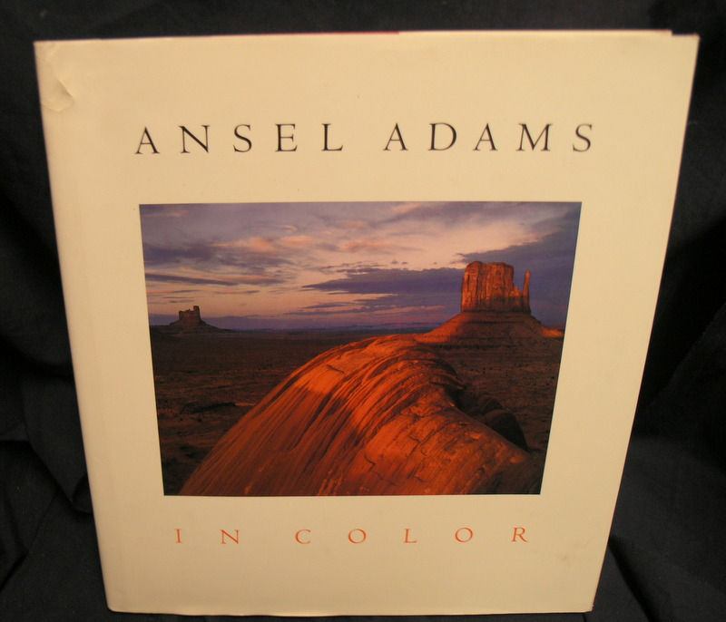 Image for Ansel Adams in Color.